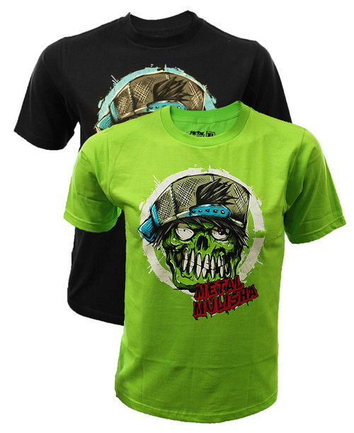 Metal Mulisha Sketcher Boys Shirt