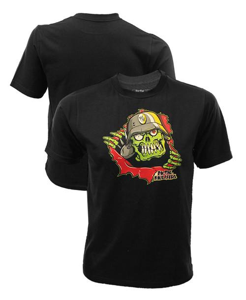 Metal Mulisha Ripped Boys Shirt