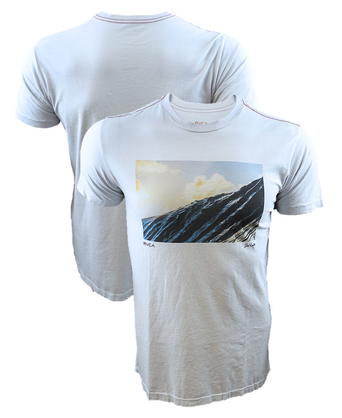 RVCA Blue Wall Shirt
