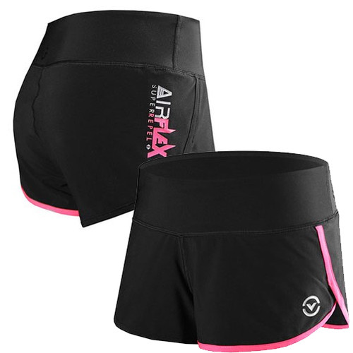 Virus Women's Stay Cool Airflex Training Short with Liner