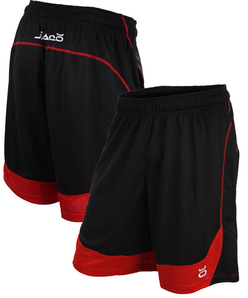 Jaco Twisted Mock Mesh Shorts