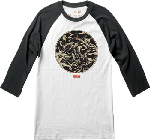 RVCA Armageddon Raglan Shirt