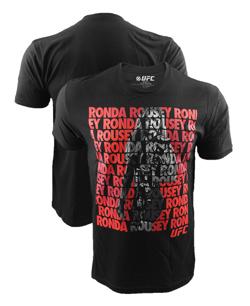 UFC Ronda Rousey Repeat Shirt1