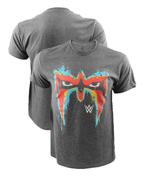 WWE Ultimate Warrior Retro Mask Shirt