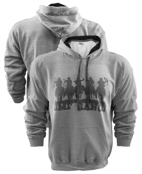 Iron Addiction Cowboy Cerrone BMFRanch Hoodie