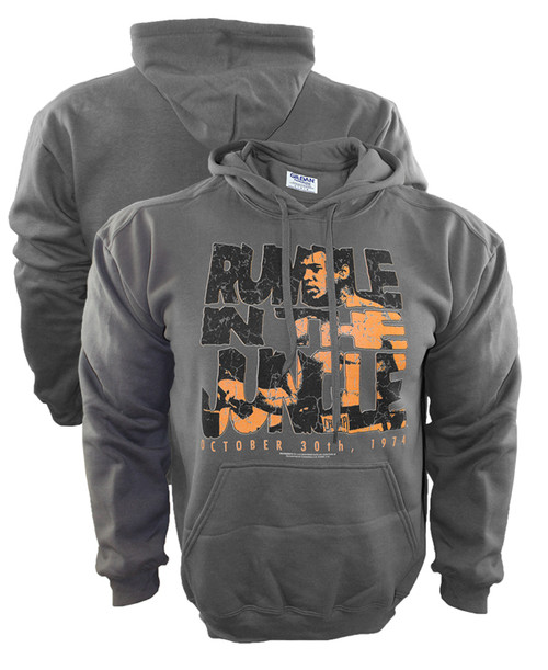 Cassius Clay Rumble Crumble Pullover Hoodie