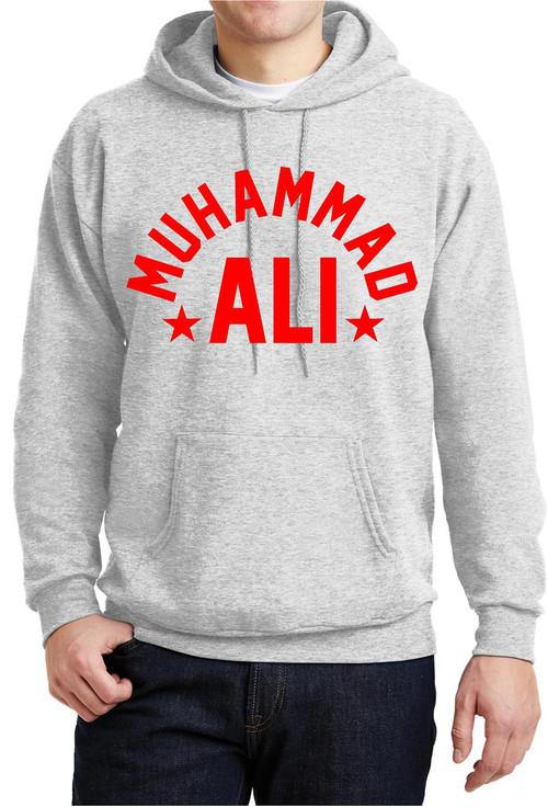 Muhammad Ali Ash Hoodie