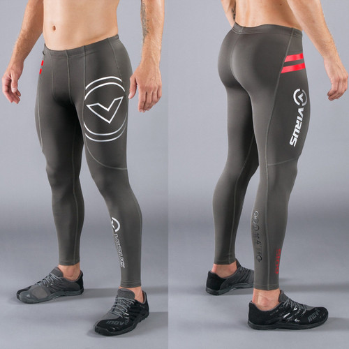 Virus Men's Stay Warm Compression V2 Tech Pants (SiO9)