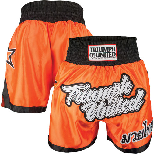 Triumph United Muay Thai Fighter Shorts