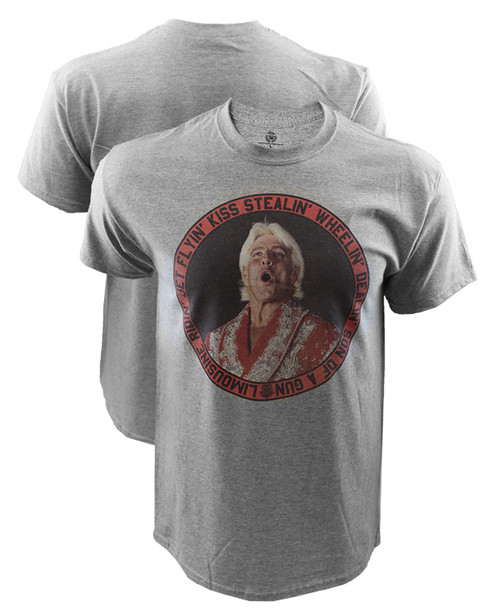 WWE Jet Flyin' Ric Flair Shirt