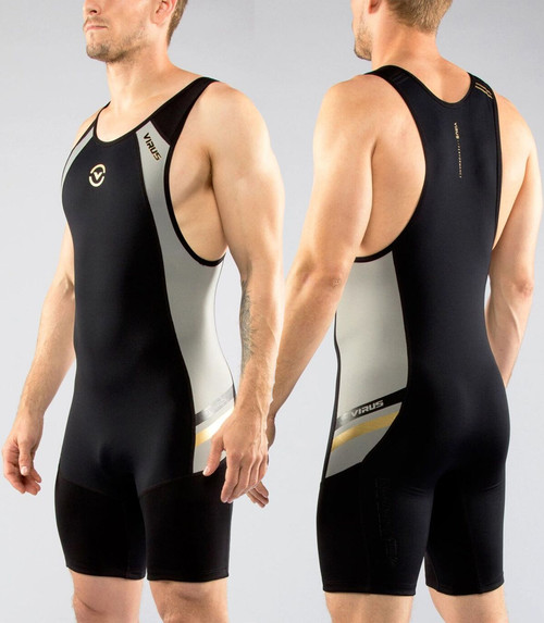 Virus Men's BioCeramic Elevate V2 Singlet (Au12)