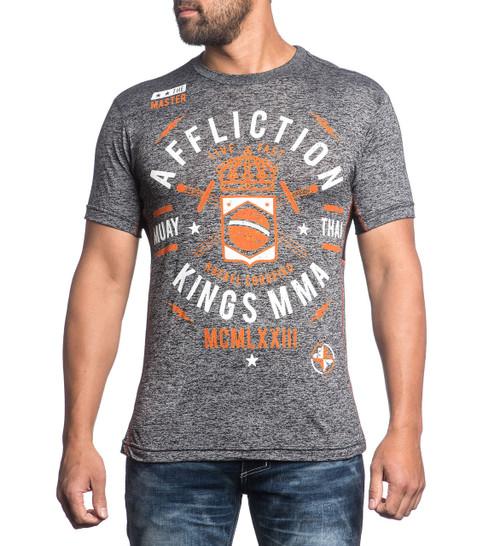 Affliction Kings MMA Sport Shirt