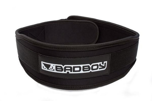 Bad Boy Neoprene Weight Lifting Belt