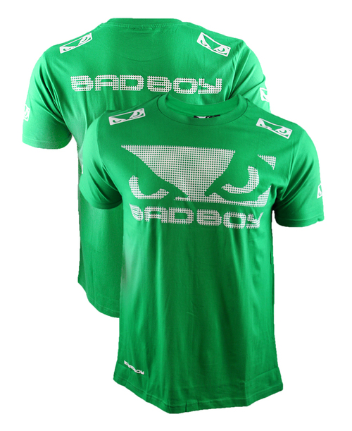 Bad Boy International Green Walkout Shirt