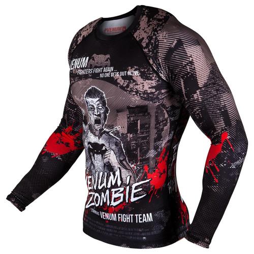 Venum Zombie Return  Long Sleeve Rashguard