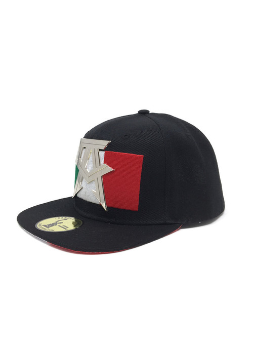 "Canelo Alvarez ""Flag Metal"" Snap Back Hat"