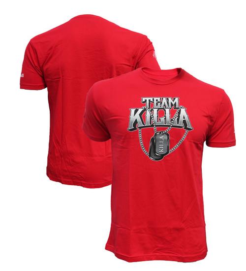 Jaco Blackzilians Team Killa Shirt