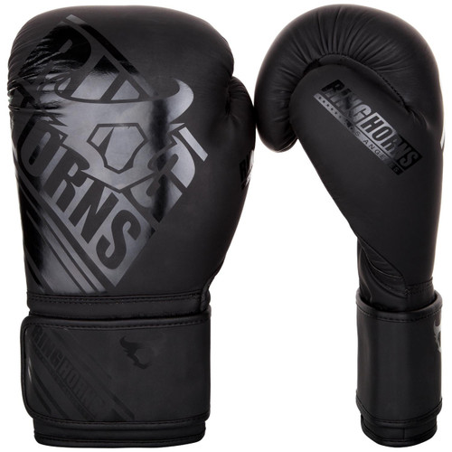 Ringhorns by Venum NITRO Boxing Gloves Black/Black