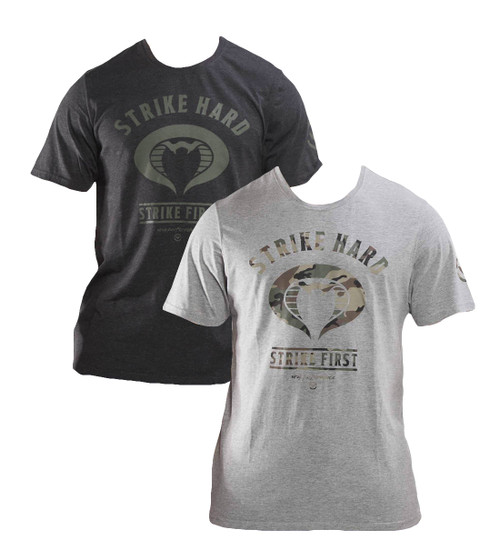 Virus T.J. Dillashaw Strike First (PC33) Shirt
