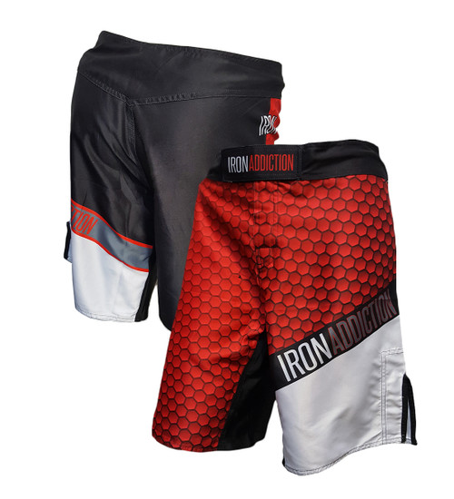 Iron Addiction YOUTH Stealth Fight Shorts