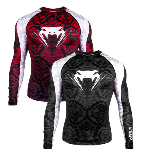 Venum Amazonia 5.0 Long Sleeve Rash Guard