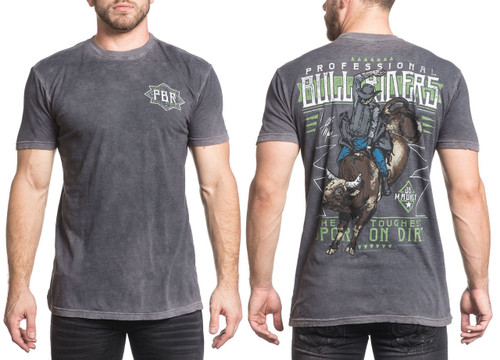 Affliction PBR Mauney Tee