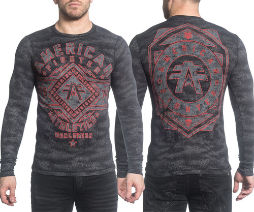 American Fighter Santa Clara L/S Thermal