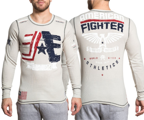 American Fighter Cornerstone L/S Thermal