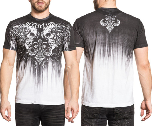 Affliction Tarnishe Warrior T-shirt