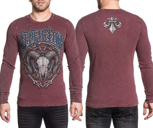 Affliction Strike Deadly Thermal