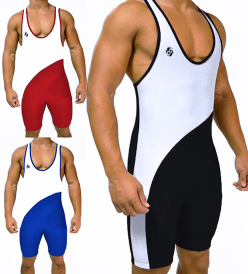 Clinch Gear Overtime Wrestling Singlet