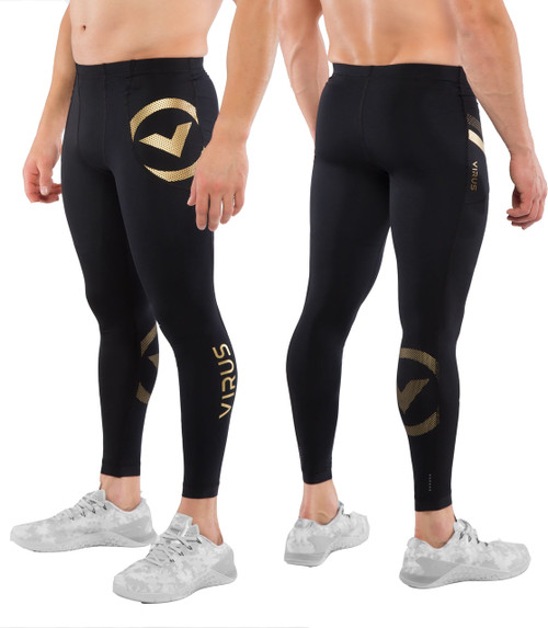 Virus Au32 Racer Bioceramic Compression Tech Pant