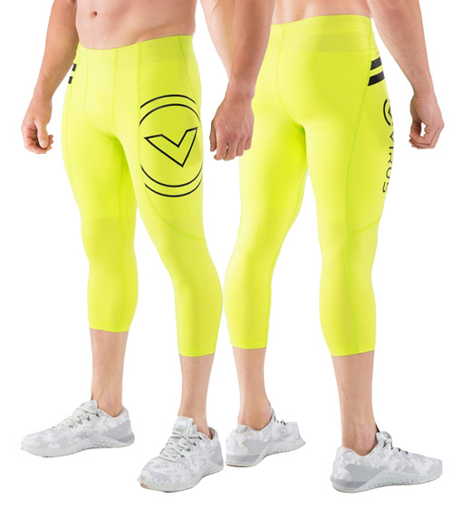 Virus RX5 STAY COOL COMPRESSION BOOT CUT 3/4 LENGTH Pants