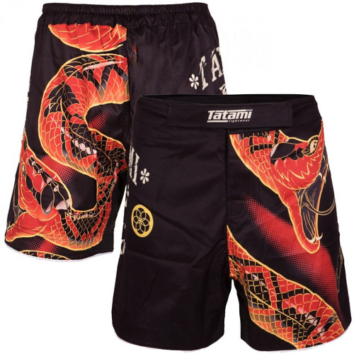 Tatami Dueling Snakes Shorts