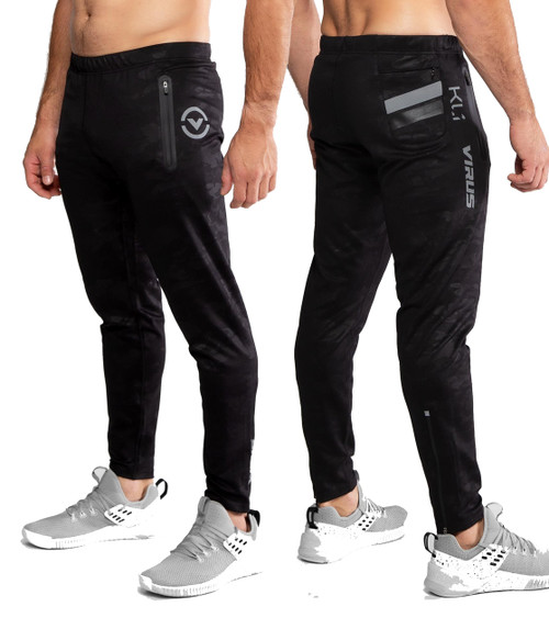 Virus KL1 Active Recovery Pant (Au15) BLACK CAMO