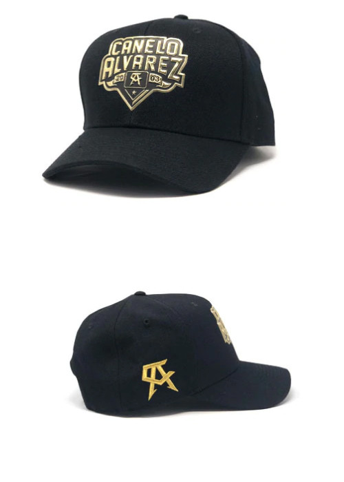Canelo Alvarez Banner Snapback Hat