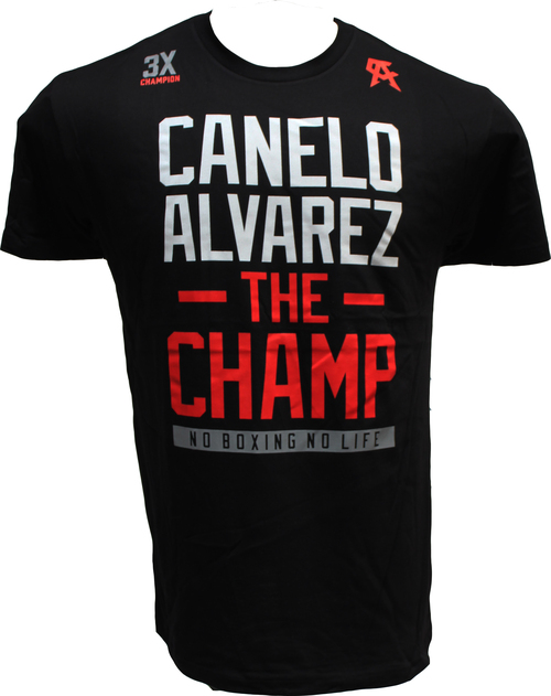 Canelo Alvarez Stacked Shirt