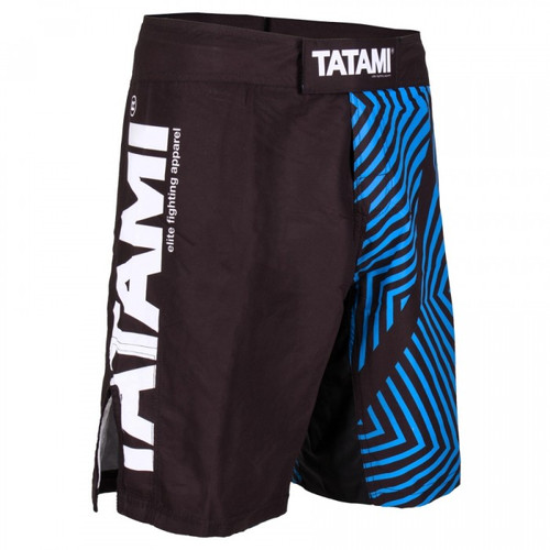 Tatami IBJJF Rank Shorts Blue