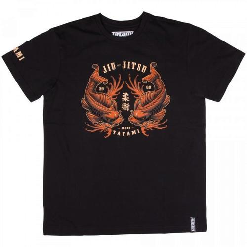 Tatami Black Koi Jiu Jitsu T-Shirt