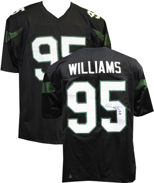 Authentic Quinnen Williams Autographed Jersey (JSA COA)