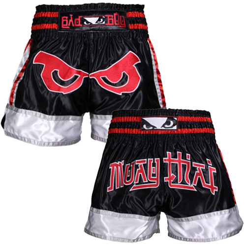 Bad Boy Kao Loy Muay Thai Shorts