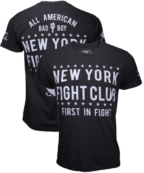 Bad Boy NY FIGHT CLUB T-Shirt