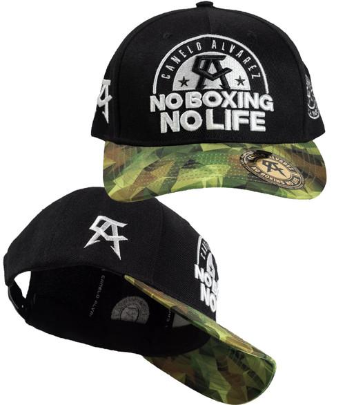 Canelo Alvarez Camo Quick Hat