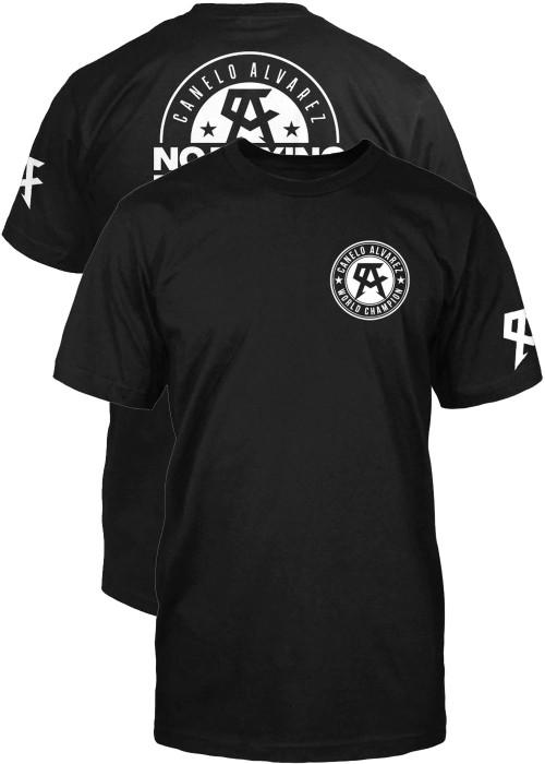 Canelo Alvarez Quick Mens T-shirt