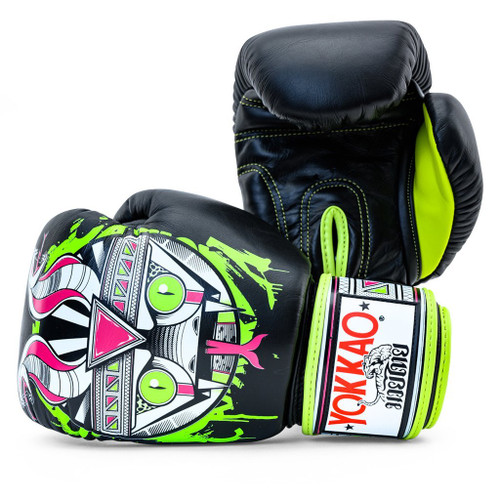 YOKKAO APEX SNAKE MUAY THAI BOXING GLOVES
