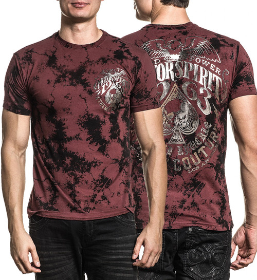Xtreme Couture Motor Spirit Shirt
