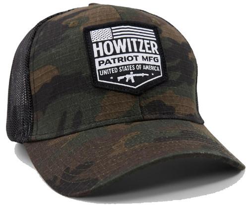 HOWITZER Patriot Shield Trucker Hat