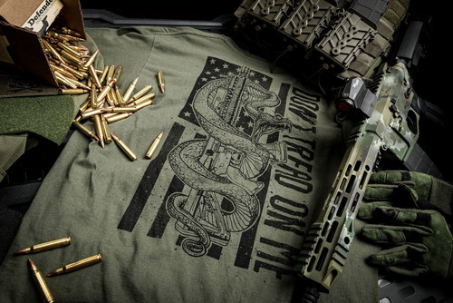 HOWITZER DEFEND LIBERTY SHIRT