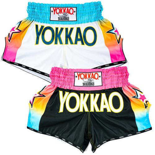 YOKKAO HAVANA CARBONFIT MUAY THAI SHORTS