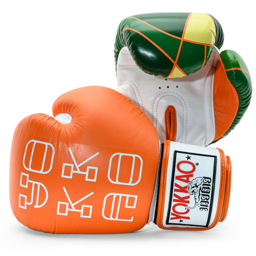 YOKKAO GOOD VIBES MUAY THAI GLOVES